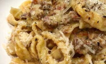 Wild Boar Ragu with Tagliatelle