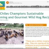 Shogun Farms featured on WUSF radio podcast.